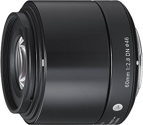 Sigma 60 mm F2.8 DN FT Art - Objetivo para cámaras Digitales sin ...