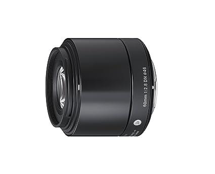 Sigma 350963 60mm F2 8 DN Lens (Black)