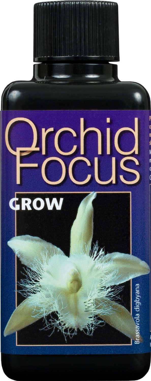 ORCHID Focus GROW Unique Liquid Concentrated Fertiliser 100ml