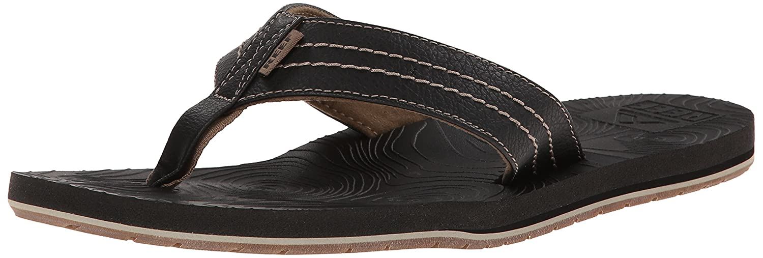 56a491b43a0d45 Amazon.com  Reef Men s Zen Lux Sandal  Shoes