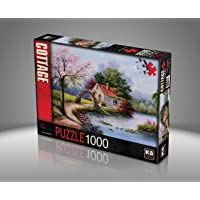Ks Games Lake House Puzzle 1000 Parça - 11324