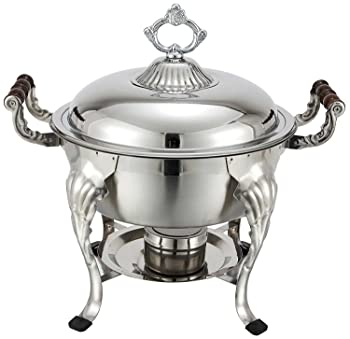 Winco Round Crown Chafer