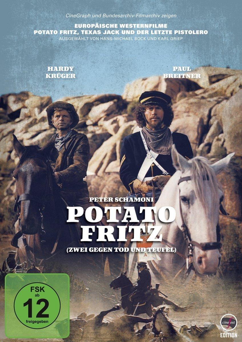 Europäische Westernfilme - Potato Fritz incl. Kurzfilme vom cinefest ...