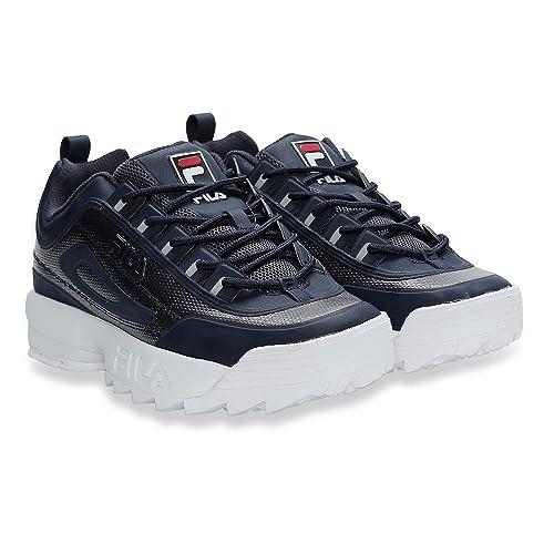 Fila Disruptor II NO-SEW Shoes Navy