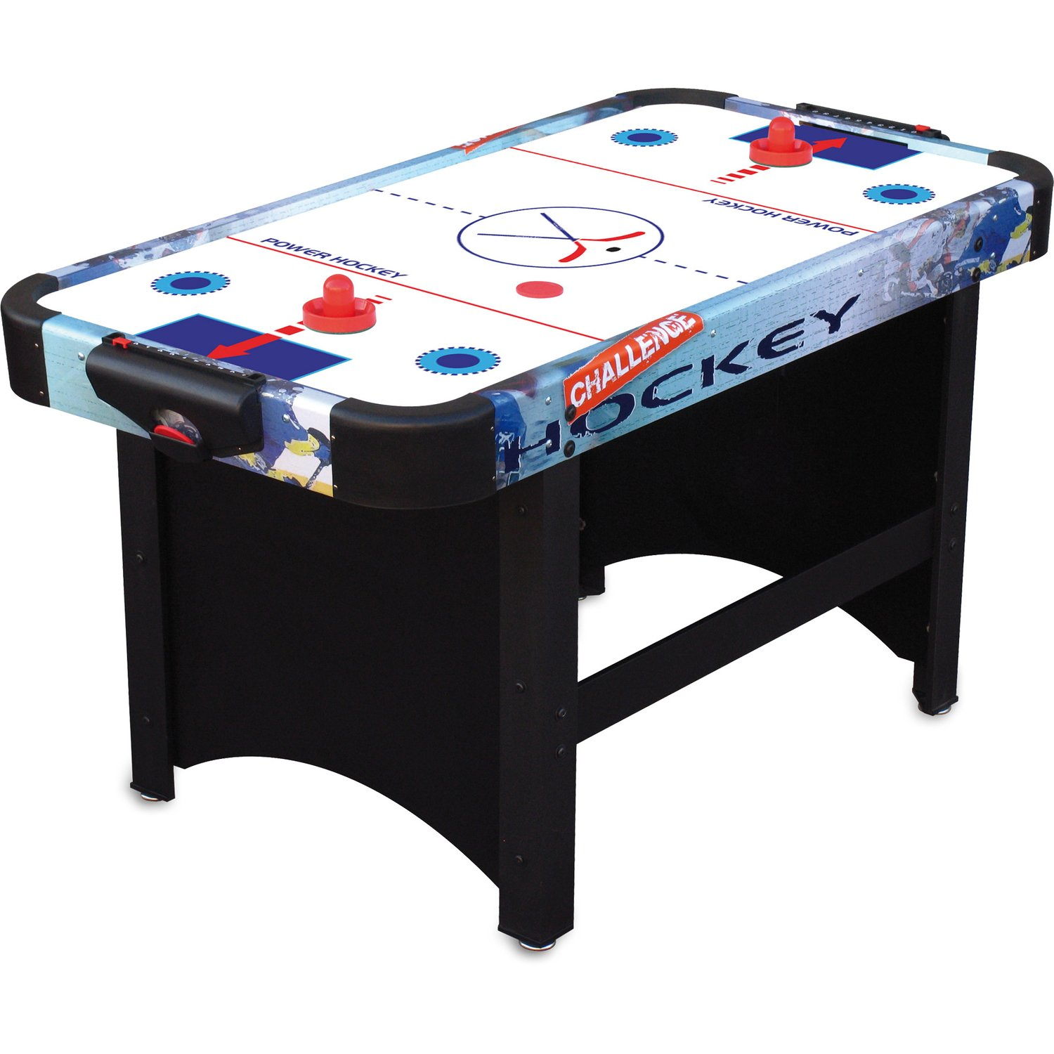 Small Foot-Air-Hockey Profi Juegos de Mesa, Multicolor (1): Amazon ...
