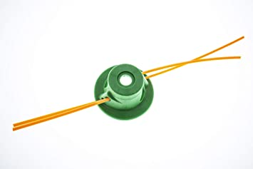 Bazargiusto - Cabezal universal para desbrozadora de césped, accesorio para jardín: Amazon.es: Bricolaje y herramientas