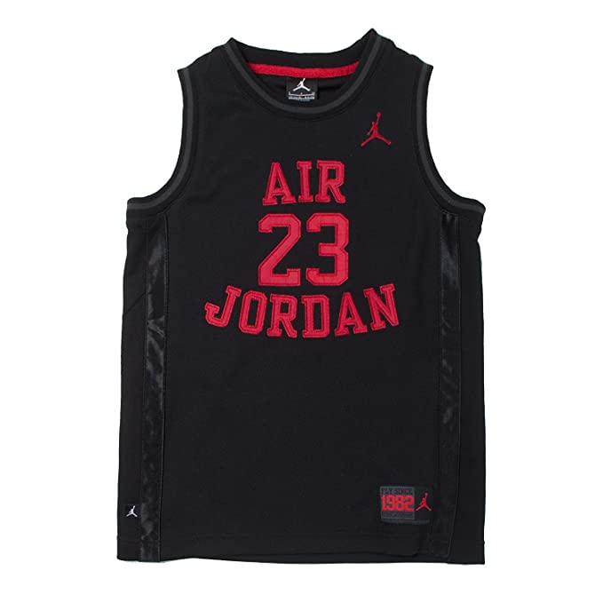 size 40 5d6ac 8fad4 Nike Boys Youth Air Jordan Muscle T-Shirt
