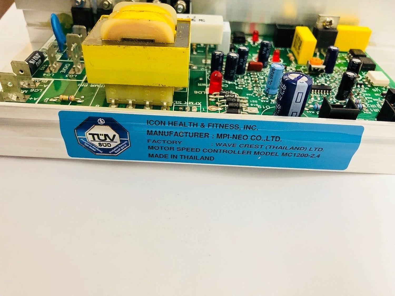 Amazon com : Motor Controller MC1200-2 4 Control Board 235794 Works