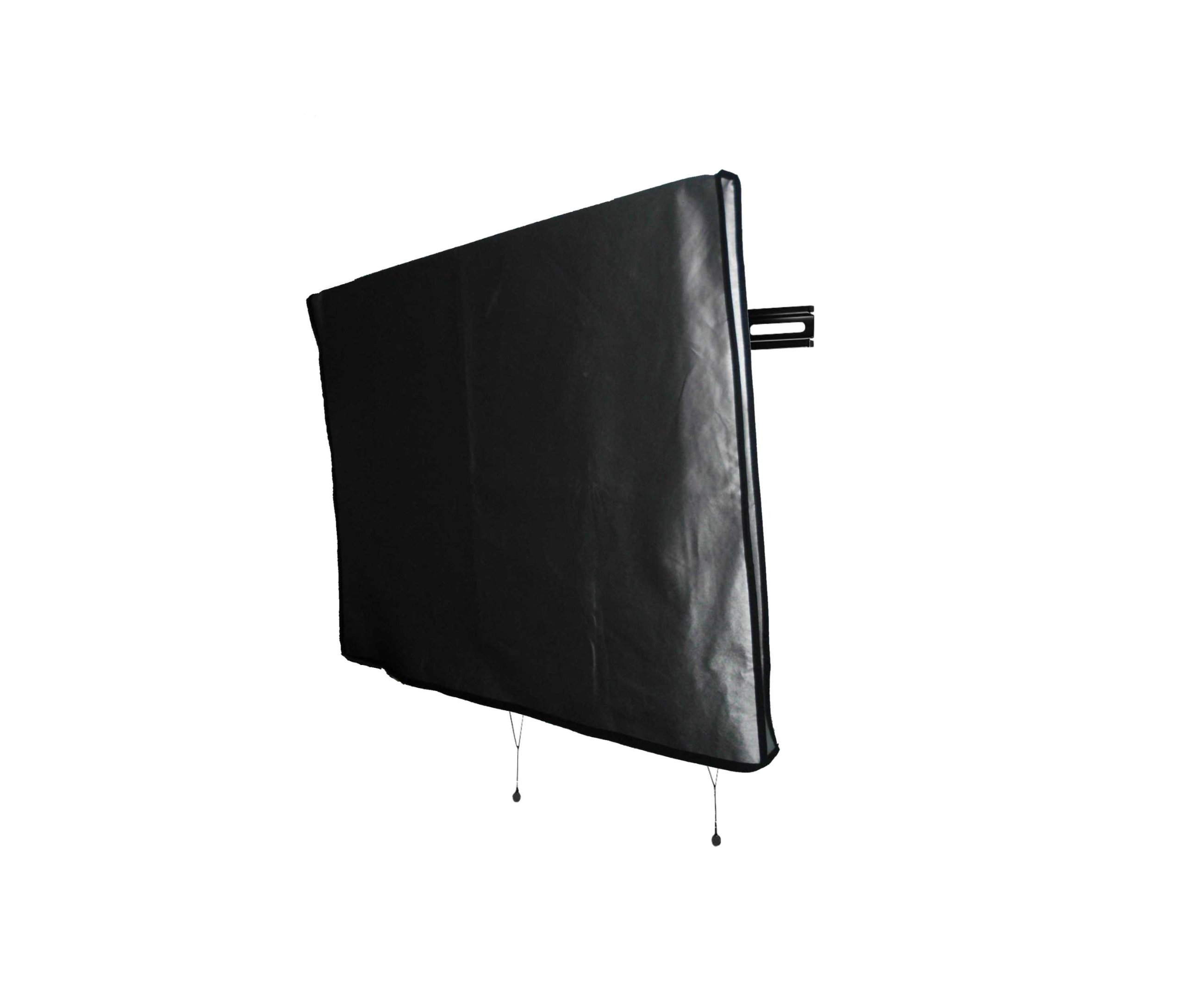 Marine Grade Nylon 32'' TV Dust Cover   (31.75'' wide x 3.75'' deep x 23'' high) Ideal for outdoor locations such as Restaurants, Hotels, Marinas or Poolside Locations. by Viziflex (Image #4)