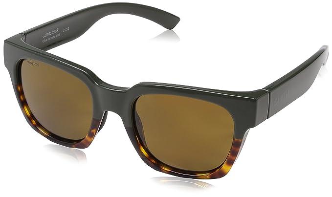 2c523fb3d5 Smith Men s Landmark EE WKB 53 Sunglasses