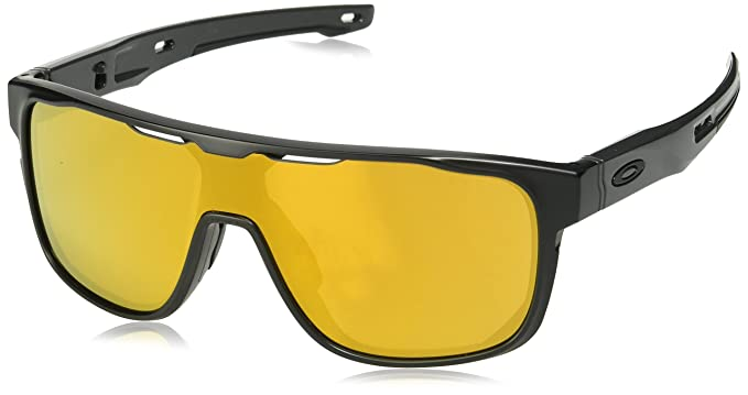 51ade93371 Amazon.com  Oakley Men s Crossrange Shield Sunglasses