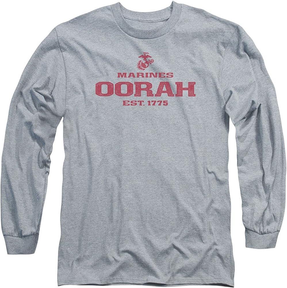 United State Marine Corps USMC OORAH Licensed Adult T-Shirt All Sizes