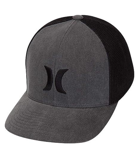 Hurley M Icon Textures Hat Gorra, Hombre: Amazon.es: Deportes y ...