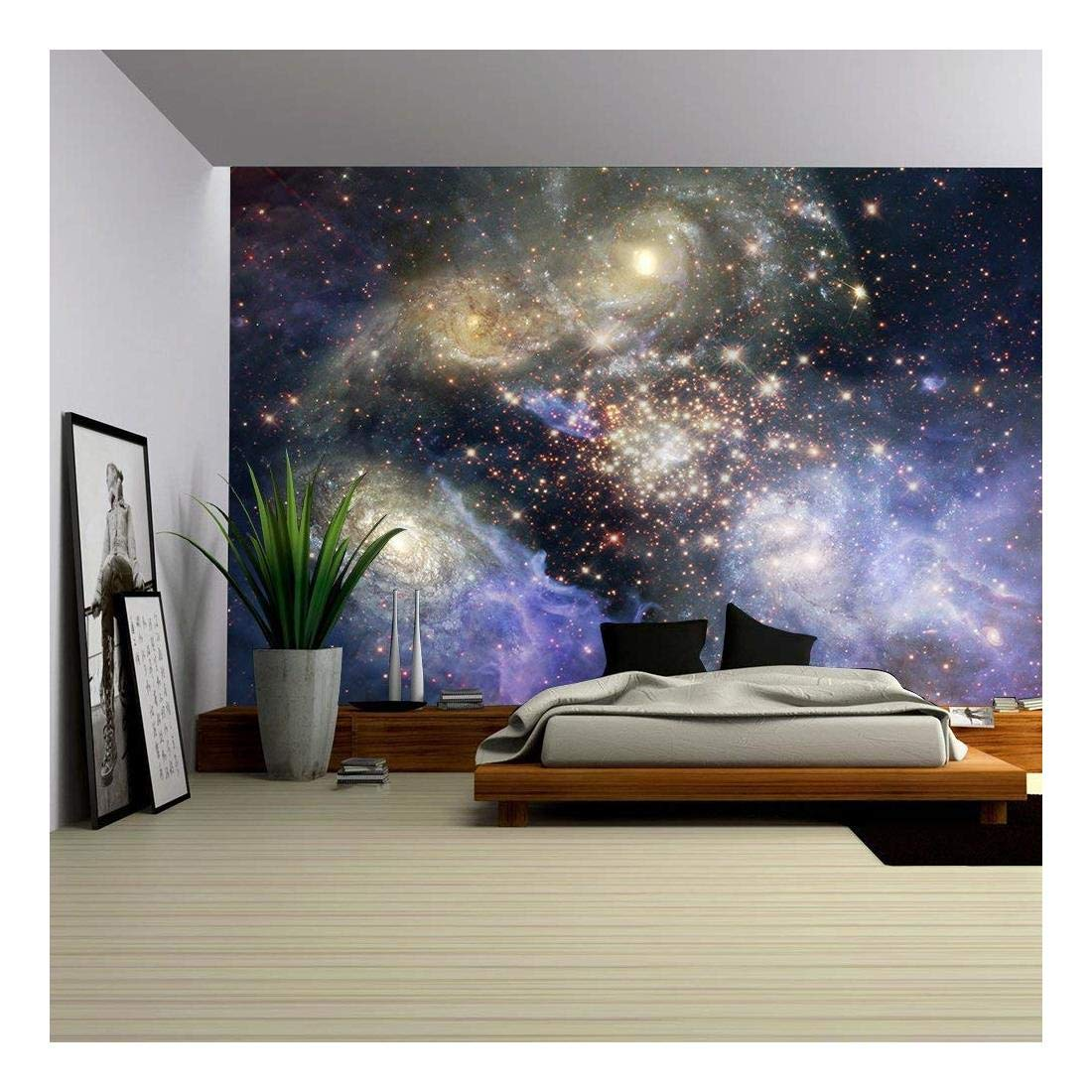 wall26 Self-Adhesive Wallpaper Large Wall Mural Series (100''x144'', Artwork - 29) by wall26 (Image #1)
