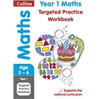 Year 1 Maths Targeted Practice Workbook