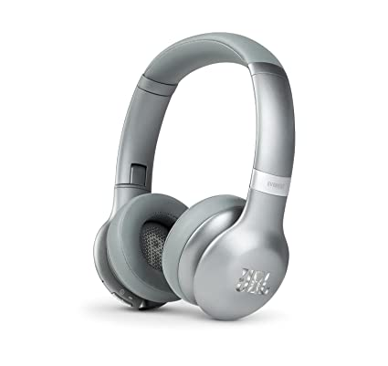 c5eba2ec819 Amazon.com: JBL Everest 310 On-Ear Wireless Bluetooth Headphones (Silver):  Home Audio & Theater