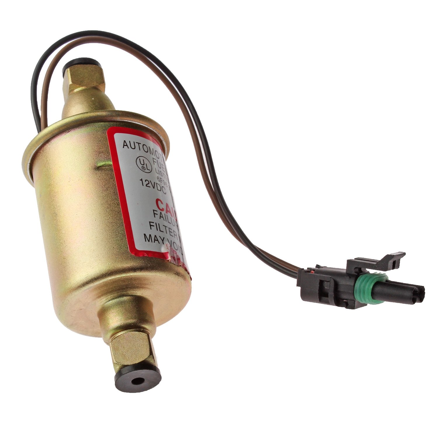 Mover Parts New 65l Fuel Lift Pump Fits 1992 2002 Gm Chevrolet Truck P30 Filter Diesel Acdelco Not Fit 1994 Chevy Automotive