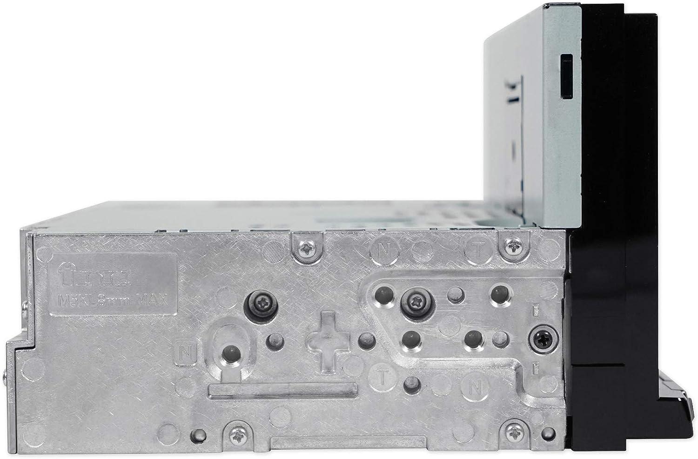 ALPINE i207-WRA Carplay Monitor+Rear HDR Camera for 2007-2018 Jeep Wrangler JK