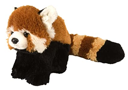 86d1d5259d45 Wild Republic Red Panda Plush, Stuffed Animal, Plush Toy, Gifts for Kids,