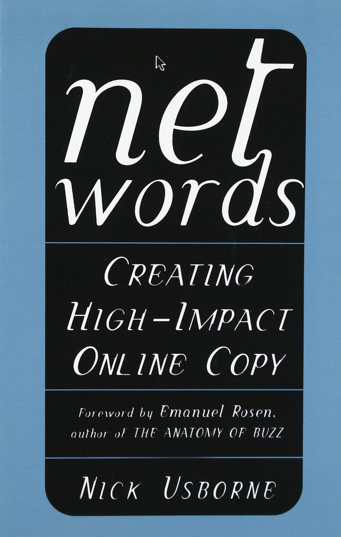 net words creating high impact online copy nick usborne