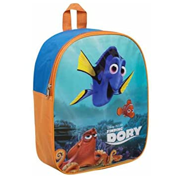 new photos 3ce09 1989a Finding Dory Nemo School Bag Backpack Rucksack