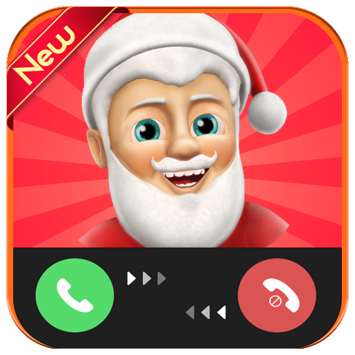Santa Calls You Free 🎅 Prank Calling App 📞 - fake text message