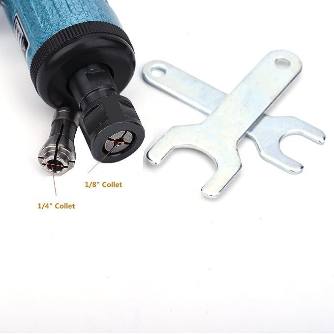4 pieces Cikuso Serre-cables en metal avec etriers en U 1//5-pouces