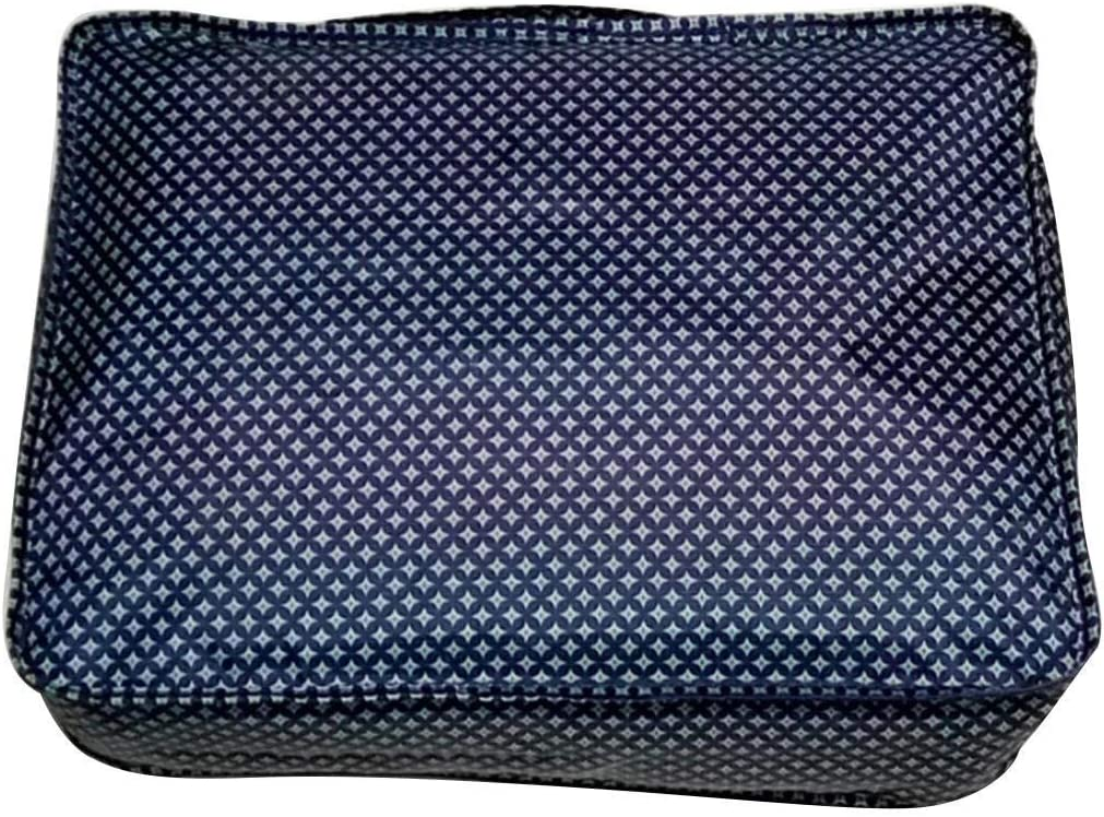 Queind Waterproof Travel Pouch Clothes Organizer Luggage Storage Bag Packing Organizers
