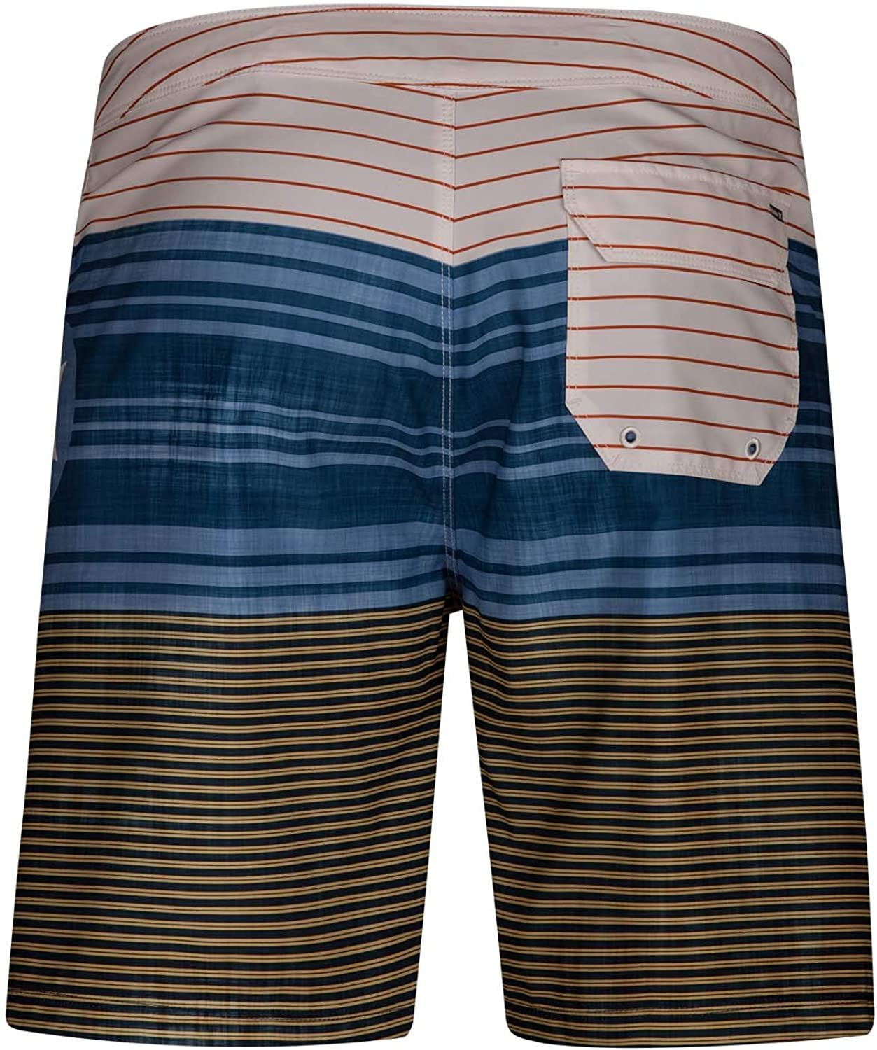 Hurley Mens Supersuede Printed 20 Inch Boardshort Swim Short