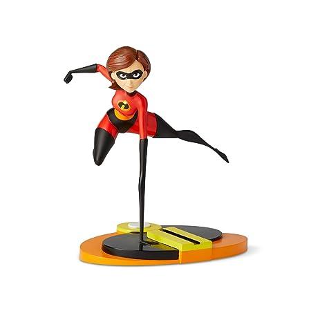 Enesco 6002175 Grand Jester Studios Figure Featuring Helen Parr aka Elastigirl from Incredibles 2 Vinyl Figurine, 8.75 , Multicolor