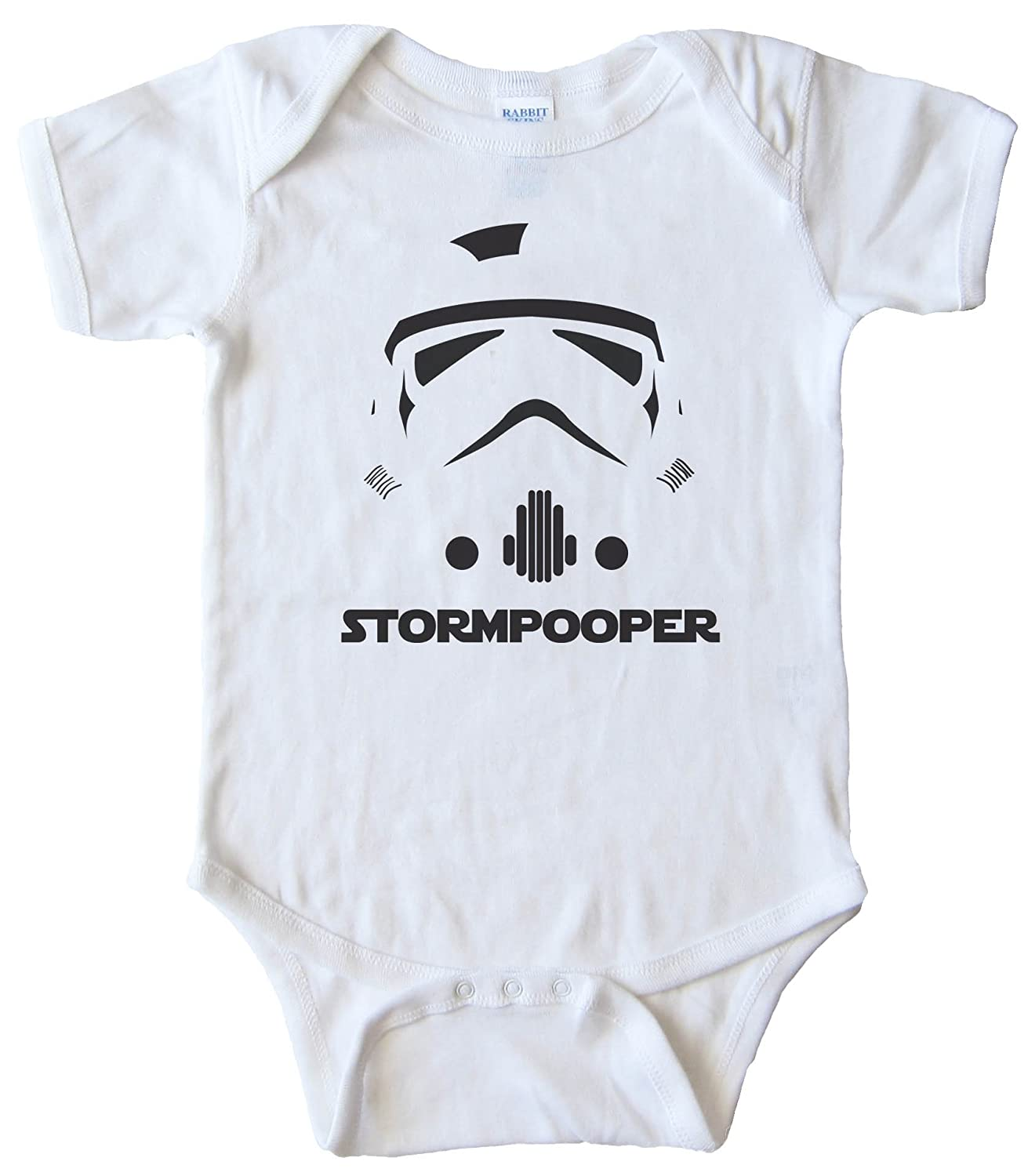 Amazon Stormpooper Stormtrooper Baby esie Infant And