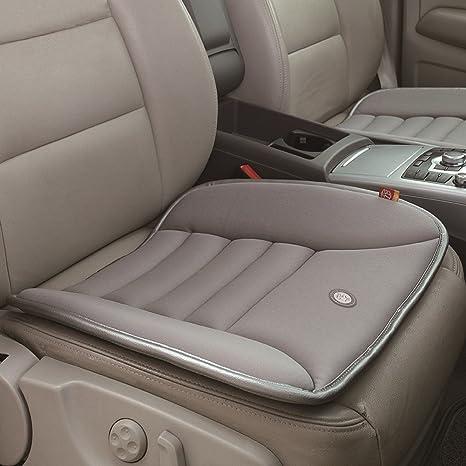 Amazon.com: Cojín para asiento de coche, espuma ...