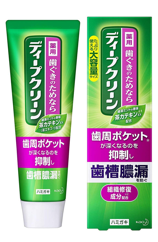 【花王】ディープクリーン 薬用ハミガキ 160g ×20個セット B00URAKQCA