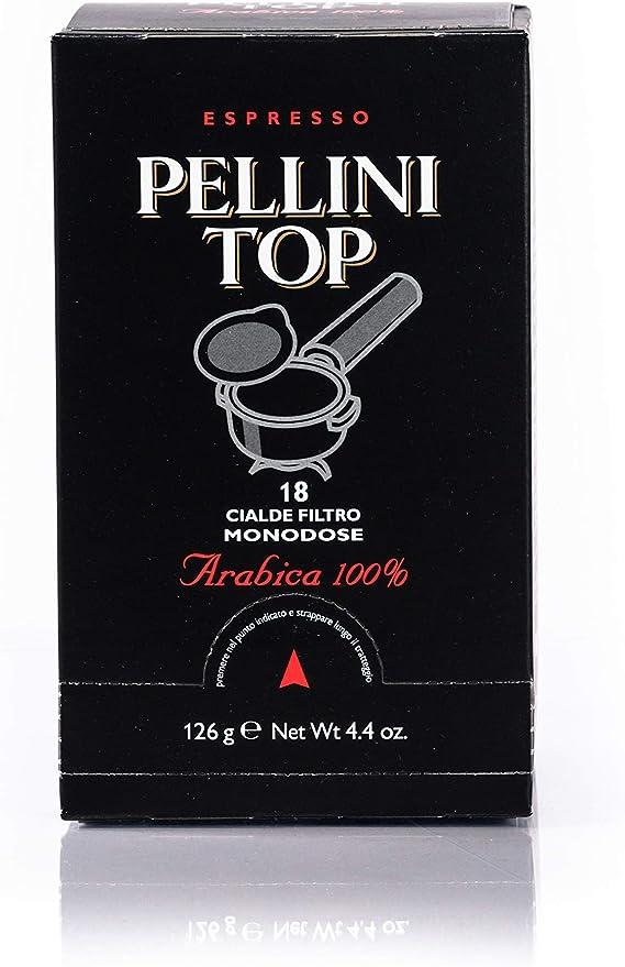 Pellini Caffè, Pellini Top 100% Arábica en Cápsulas Monodosis ...