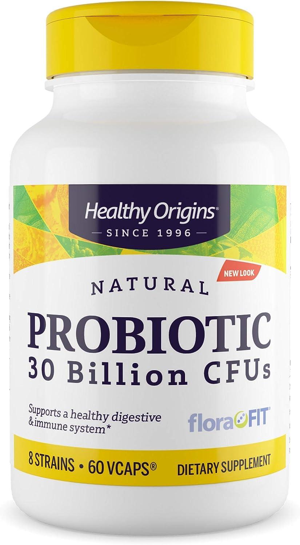 Probiotic Probiótico 30bi (60 VCaps) Healthy Origins
