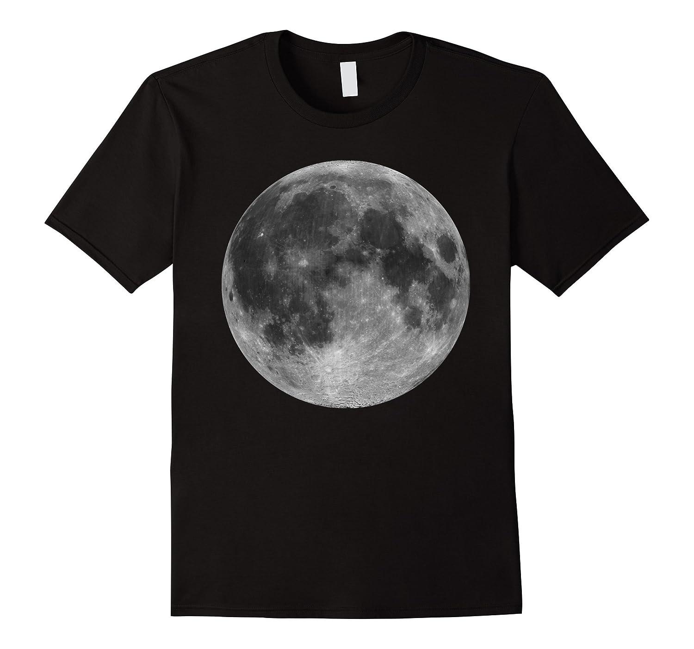 Full Moon, Luna T-shirt-T-Shirt
