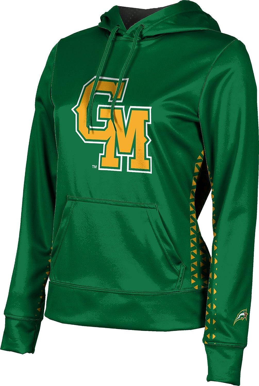 Geo ProSphere George Mason University Girls Pullover Hoodie School Spirit Sweatshirt