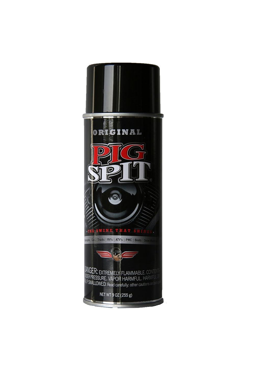 Pig Spit PSO Black Original - 9 oz. (4)