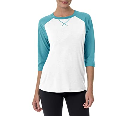 0e602a210b Athletic Works Women s Core Active Baseball T-Shirt (M