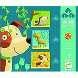 Djeco Progressive Puzzles, Primo Dogs
