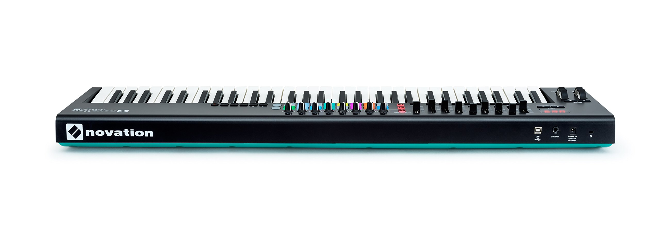 Novation Launchkey 61 USB Keyboard Controller for Ableton Live, 61-Note MK2 Version by Novation (Image #3)