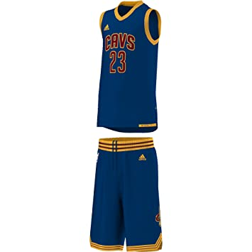 new products 33305 e570a adidas Jungen Cleveland Cavaliers Lebron James Trikot + ...