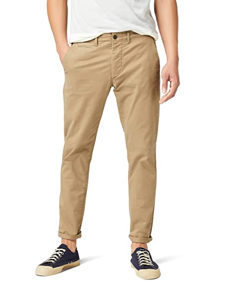 815c616961 Jack   Jones Men s JJIMARCO JJENZO TAN WW 420 NOOS Trousers Brown