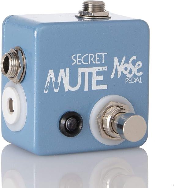NOSE Pedal Secret Mute Switch w// LED Indicator