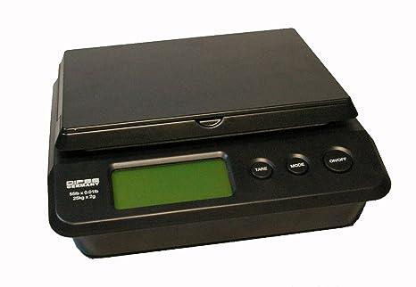 Dipse Parcel 25/20/10 kg – Paquete Digital Báscula con fuente o con pilas y 2 G/1 g/0,5 g División: Amazon.es: Bricolaje y herramientas