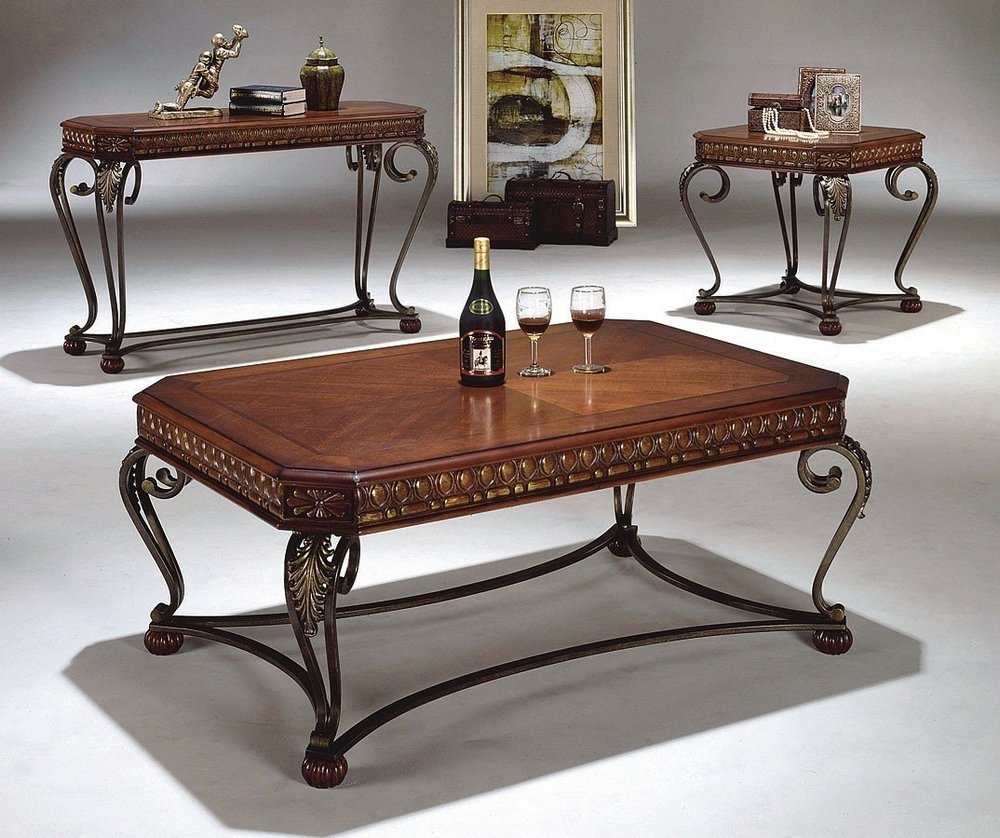 Sensational Amazon Com Clairmont Cherry Oak Sofa Table By Crown Mark Ocoug Best Dining Table And Chair Ideas Images Ocougorg