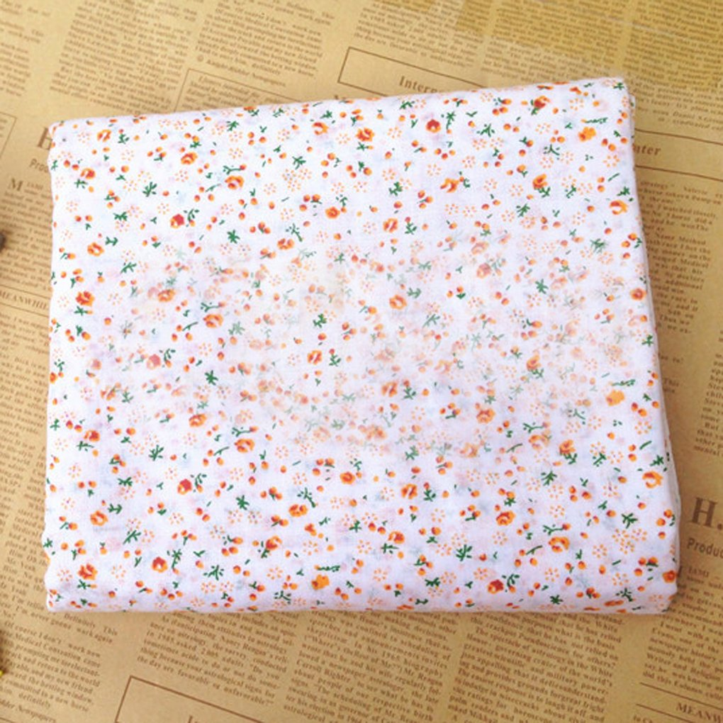 LUFA 7pcs tela de tela de artesanía de tela de algodón tela de ...