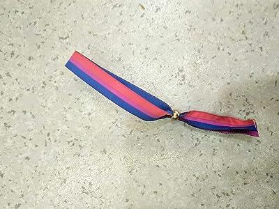 Pulsera Bisexual de tela 2X5,99€: Amazon.es: Joyería