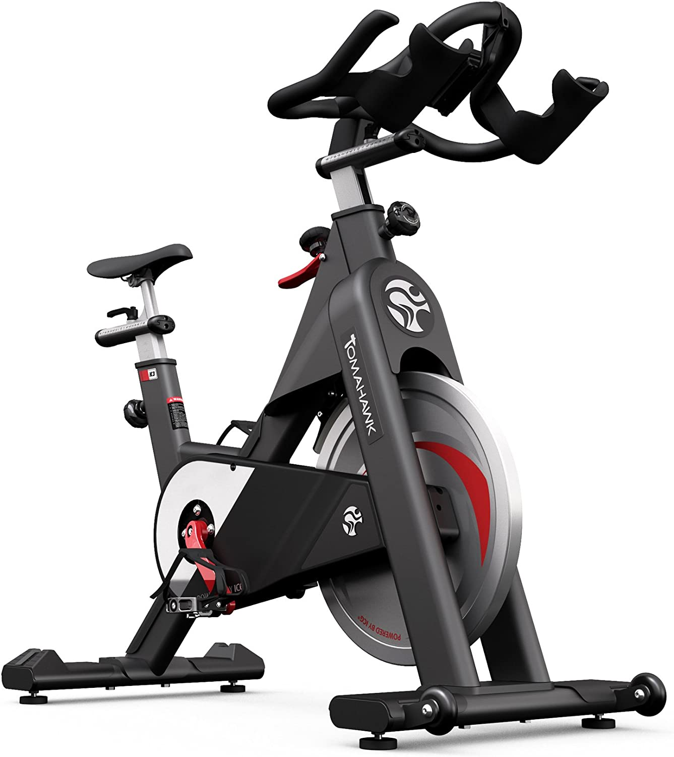 Tomahawk iC3 Indoor Bike: Amazon.es: Deportes y aire libre