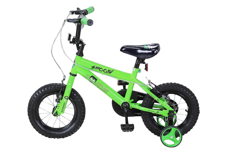 Actionbikes Kinderfahrrad Zombie ab 3-9 Jahren 12 16 20 Zoll Grün ...